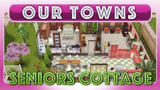 Sims Freeplay - Senior Grandmas Cottage (original House Design)