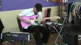 """Goff III Performs """"The Aquarium"""" 4/26/08"""