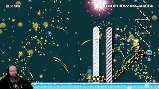 Live Super Mario Maker 2 & Chill. | GFUEL
