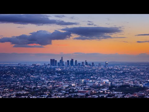 Unbelievable Los Angeles Cityscape