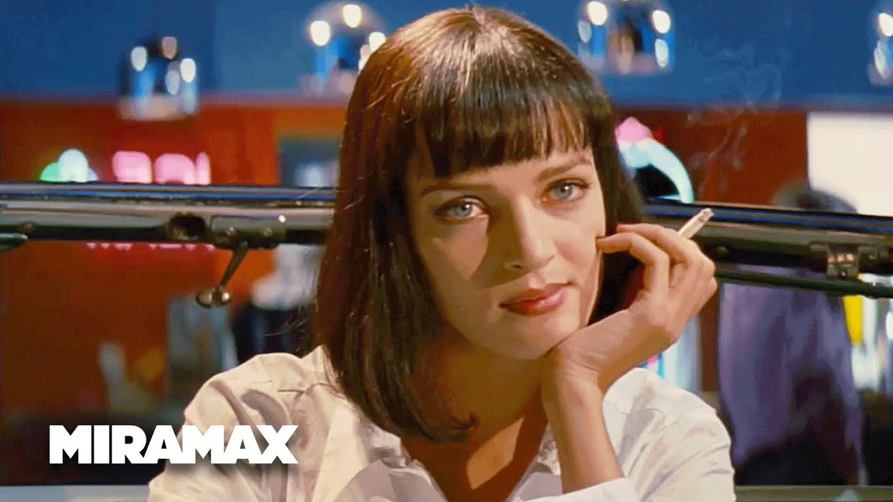 pulp fiction thurman Uma