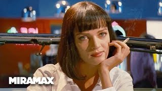 Pulp Fiction | 'Burnt to a Crisp' (HD) - Uma Thurman, John Travolta | MIRAMAX
