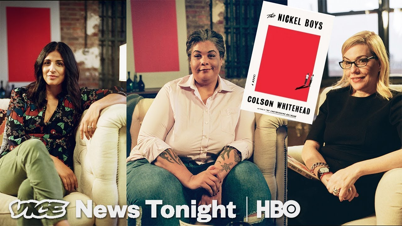 "Roxane Gay's Book Club: How Colson Whitehead's ""The Nickel Boys"" Is Not Green Book (Extended Cut)"