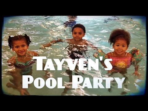 Tayven's Pool Party Embassy Suites Omaha | Myhouse TV
