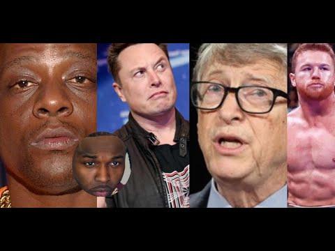 Boosie Reacts Pop Smoke Suspect, Elon Musk On SNL talks Doge, Verzuz Drama? Canelo, Bill Gates CHEAP