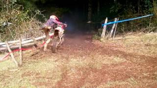 El Tarro en moto se cae en Paillaco Chile XIV Región