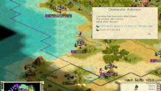 Let's Play Civilization III: Play the World -- Episode IX