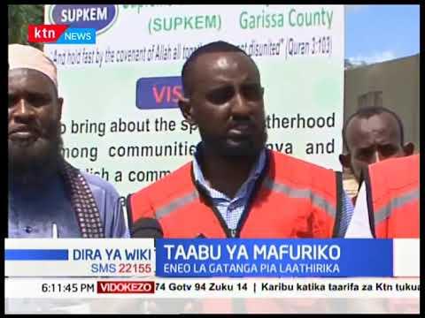 Shirika la Msalaba Mwekundu latoa tahadhari kwa wakazi wanaoishi kando kando ya mto Tana