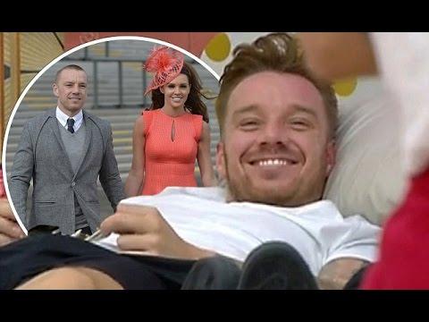 CBB's Jamie O'Hara slams ex wife Danielle Lloyd as he claims she's 'absolutely crackers' on a night