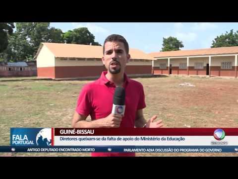FALA PORTUGAL- Guiné Bissau: O longo caminho do sistema de ensino