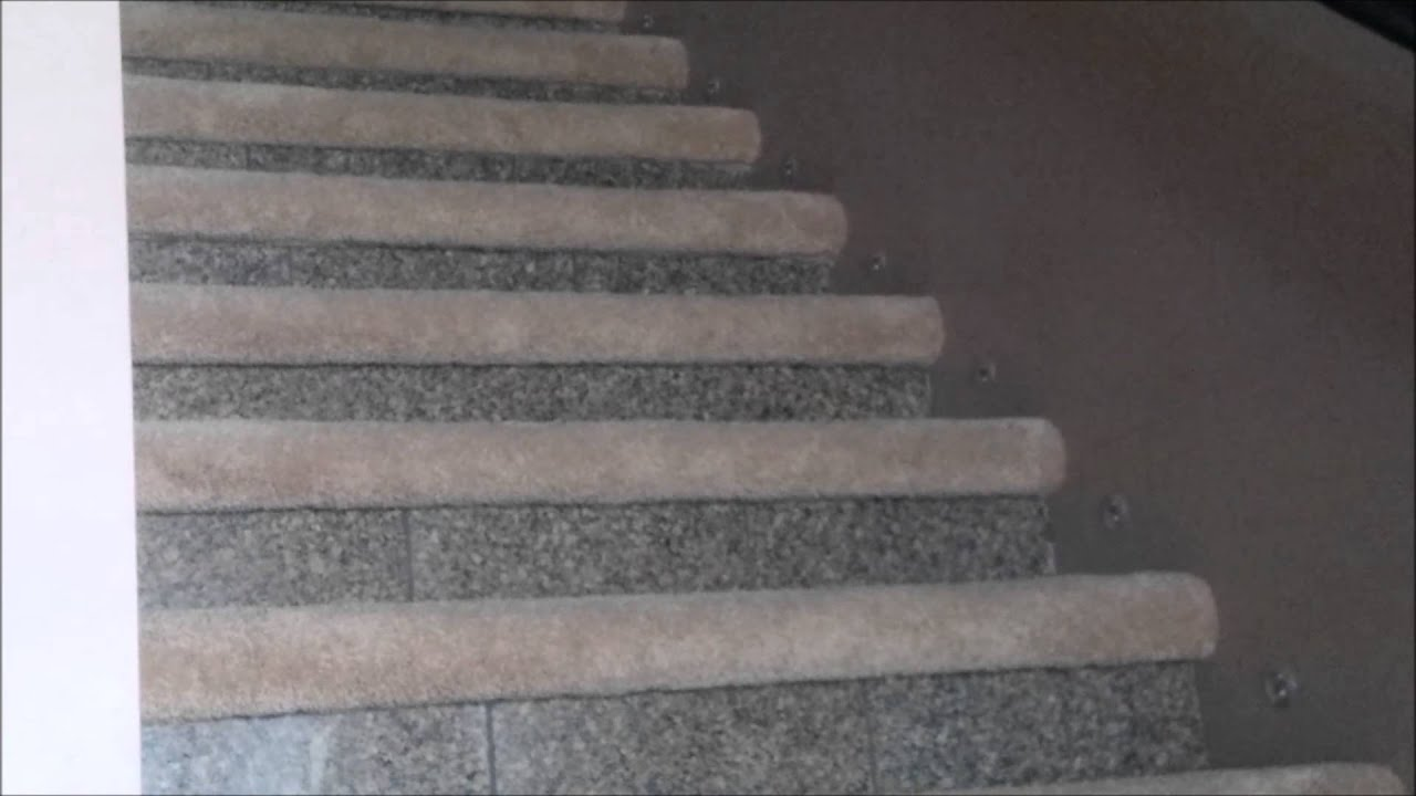 Sequential LED Stair Lighting