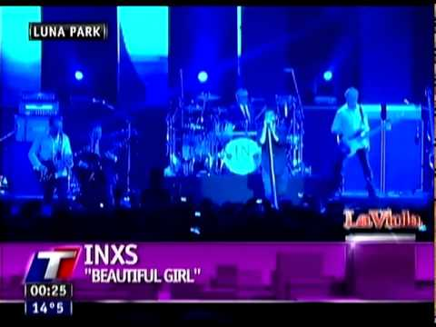INXS - Beautiful Girl (Live)