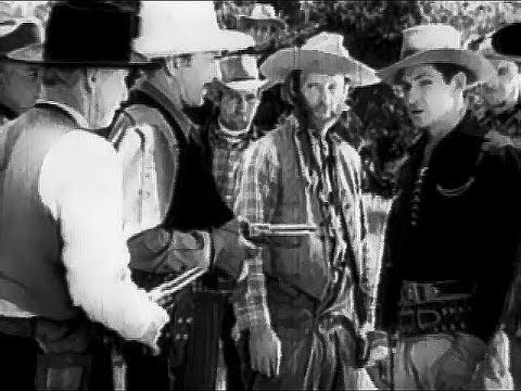 Bob Steele - Billy The Kid In Santa Fe - with Al 'Fuzzy' St. John