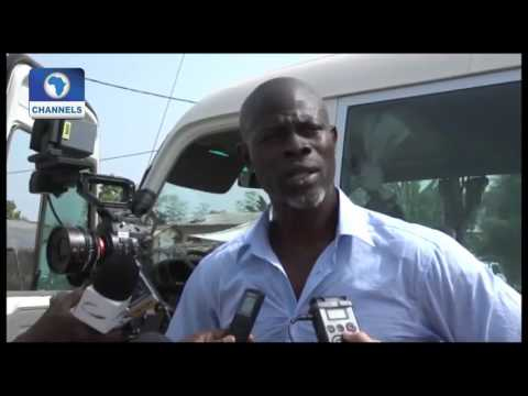 EN: Hollywood's Djimon Hounsou Reveals Why He Came To Nigeria