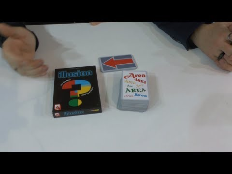 NSV 4057 Illusion Card Game Can You Trust Your Eyes How Much Colou Free Shipping