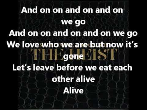 Macklemore - Thin Line Ft. Buffalo Madonna (Lyrics On Screen) (The Heist)