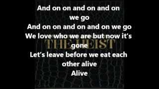 Macklemore - Thin Line Ft. Buffalo Madonna (Lyrics On Screen) (The Heist)