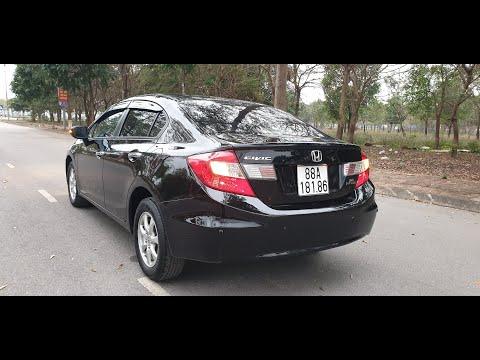 (Đã bán Vĩnh Phúc) Honda Civic 1.8 đời 2012 form mới giá