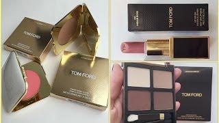 Покупки косметики    TOM FORD