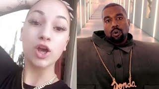 Danielle Bregoli BASHES Kanye West For New Single 'I Love It'!
