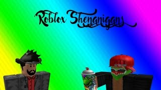 Roblox Shenanigans- Wwe 2k17