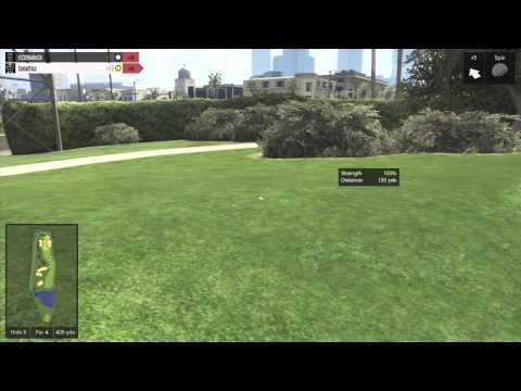 My First Golf Game