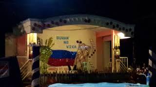 dakilang lahi interpretative dance buwan ng wika 2016 2nd place