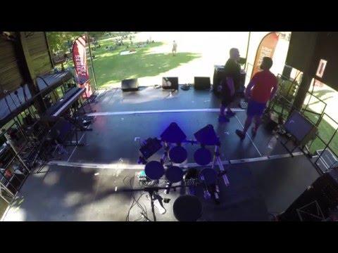 Sunset Series 2016 - Band Setup - Time Lapse
