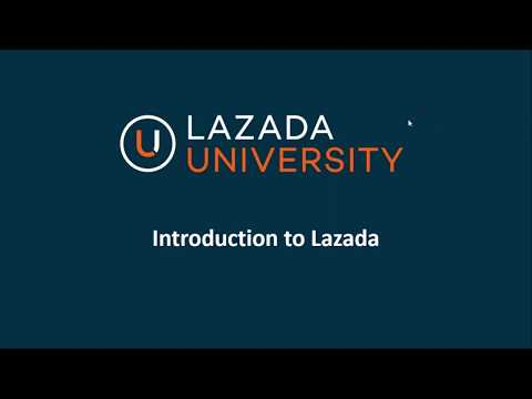 Introduction To Lazada