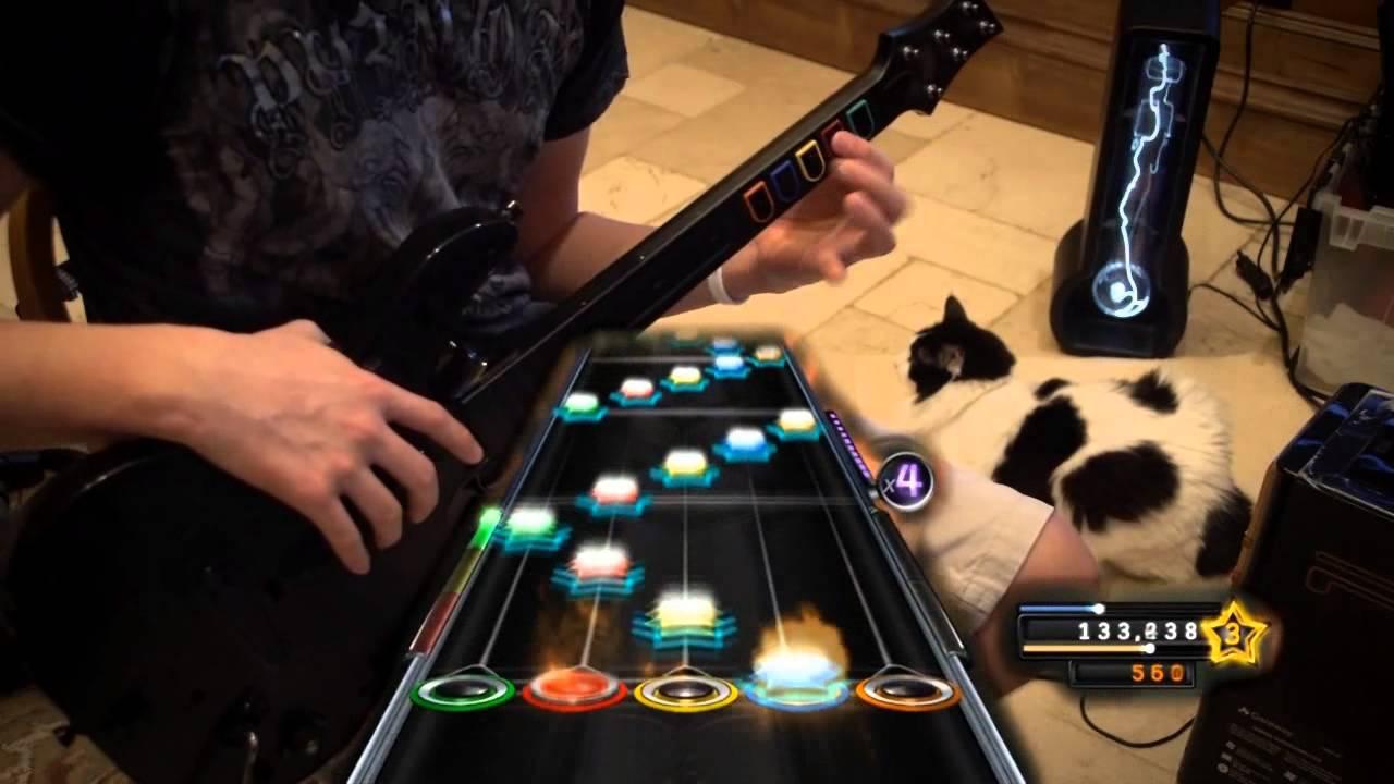 Top Gear Theme Guitar Hero custom 100% FC - YouTube