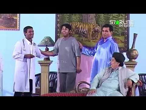Naseem Vicky and Nasir Chinyoti New Pakistani Stage Drama Full Comedy Funny Clip | Pk Mast