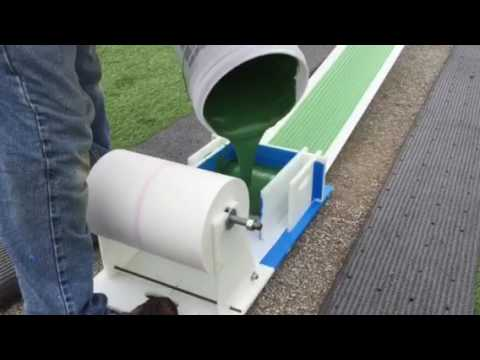 Turf Claw Glue Box Video Youtube