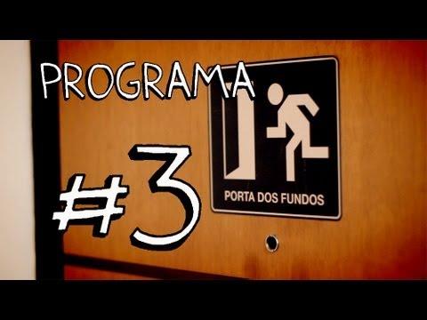 PORTA DOS FUNDOS Nº 3