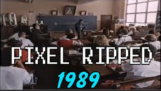 Pixel Ripped 1989 TV Ad