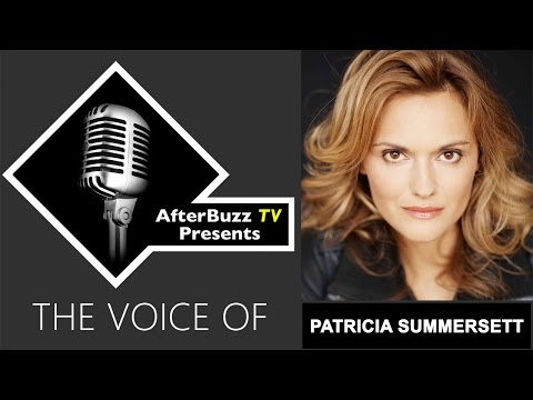 Patricia Summersett Interview | AfterBuzz TV's The Voice Of