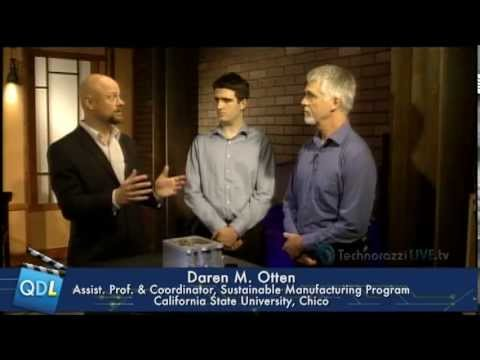 Quality Digest LIVE, May 10, 2013 - Interview With Aerodef Winners