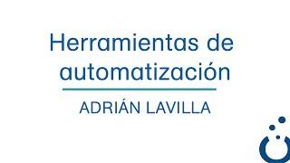 Herramientas de AUTOMATIZACIÓN - Adrián Lavilla - Soatypic