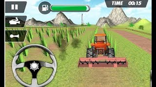 Real Tractor Farming Simulator - Best Android GamePlay FHD 2018
