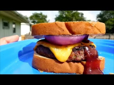 Sam's Club Member's Mark Grilled Angus Cheddar & Jalapeno Burgers Review