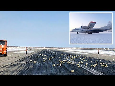 Plane loses $368 Million cargo of Gold, Platinum, Diamonds after hatch falls off during takeoff