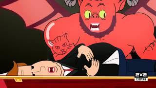 Сатан-Братан #2 [почти Wylsacom]. Распаковка грешников: премиум-чиновник
