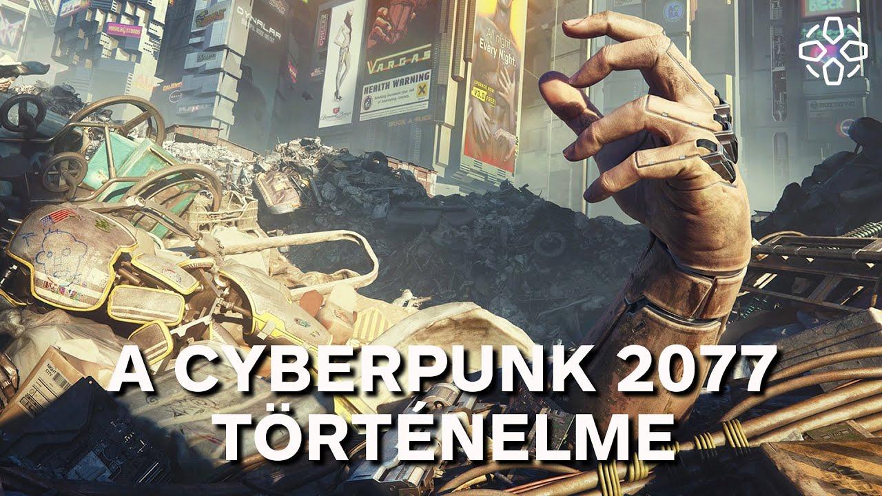 Ez történt 2077 előtt a Cyberpunk világában!