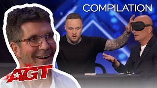Auditions That SURPRISED Simon Cowell - America's Got Talent 2021