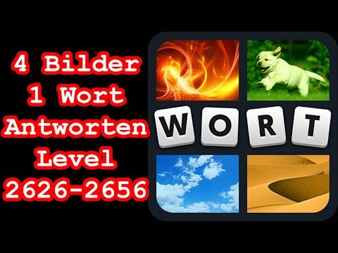 4 Bilder 1 Wort - Level 2626-2656 - Finde 7 Tiere - Lösungen Antworten