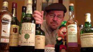 whisky review 119 - Recommended Irish Whiskies