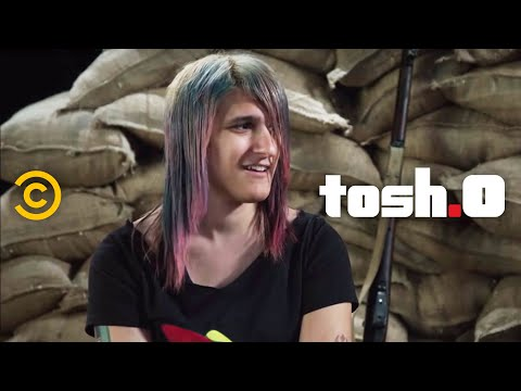 Atheist In A Foxhole - CeWEBrity Profile - Tosh.0