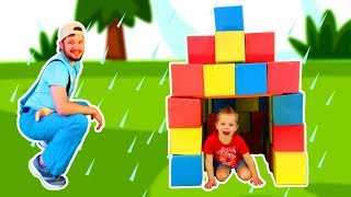 Rain Rain Go Away Song #8 | Mirik Yarik Nursery Rhymes & Kids Songs