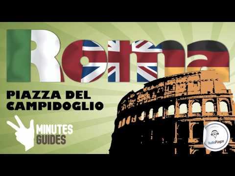 3minutesguides Roma Piazza del Campidoglio