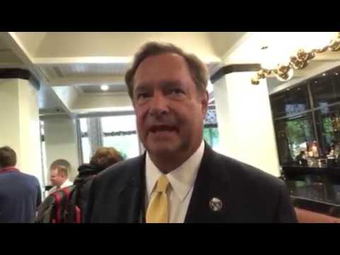 Stephen Perry New Orleans Convention And Visitors Bureau CEO Interview On Hosting 2024 Super Bowl
