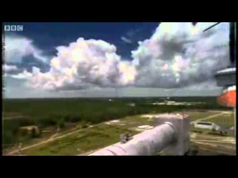 NASA Weather Modification Cloud Machine